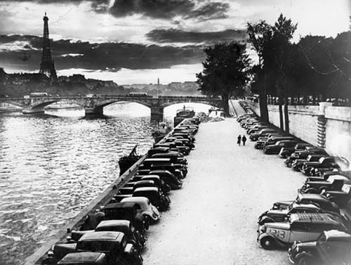 Paris on the Seine 1930's